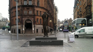 The Legendary Brian Clough
