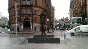 The Legendary Brian Clough